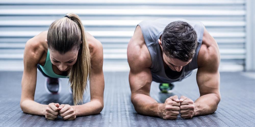 7-Minuten-Workout Plan