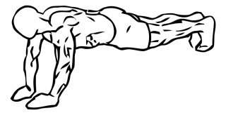 Close triceps pushup small frame 1