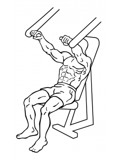 Incline chest press small frame 2