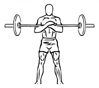 Zecher squats small frame 1